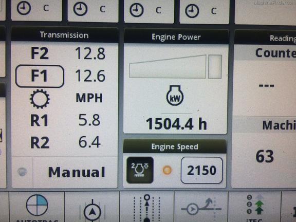 2014 John Deere 7250R