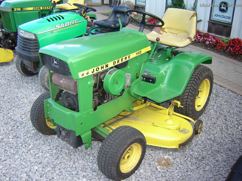 John Deere 140 Transmission http://www.machinefinder.com/ww/en-US/machine/829645