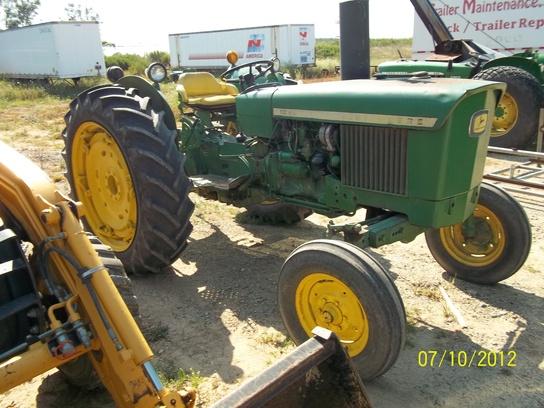 John Deere 1020 Engine : John deere tractors utility hp