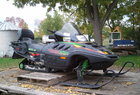 2000 Arctic Cat Triple Touring