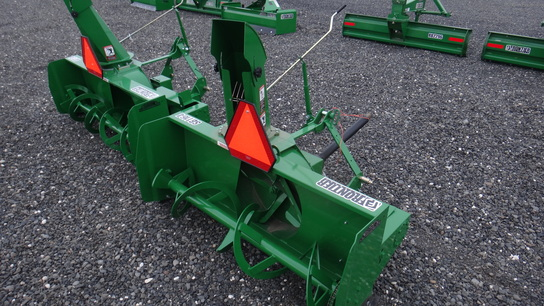 2012 Frontier SB1164 - 3 Point Snow Blower