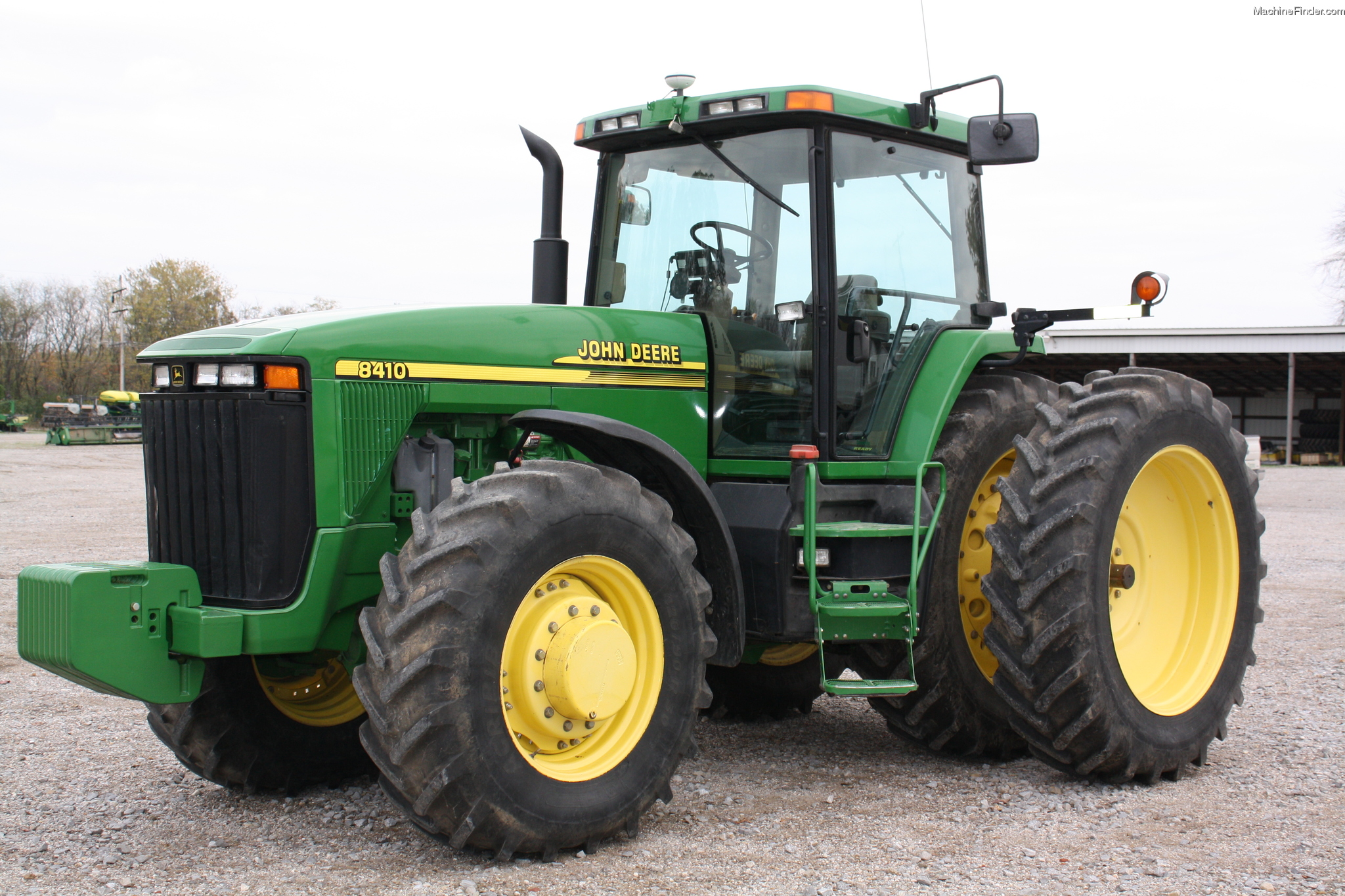 John Deere 8410 Pour Farming Simulator 2015 Car Interior