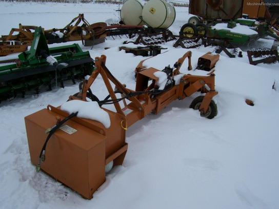 Woods S106 6' Ditch Bank Mower