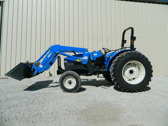 2007 New Holland TT75