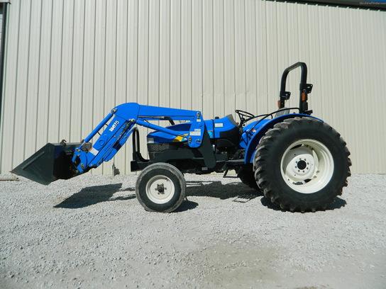 New Holland Compact Tractors Parts : New holland tt tractors compact hp john