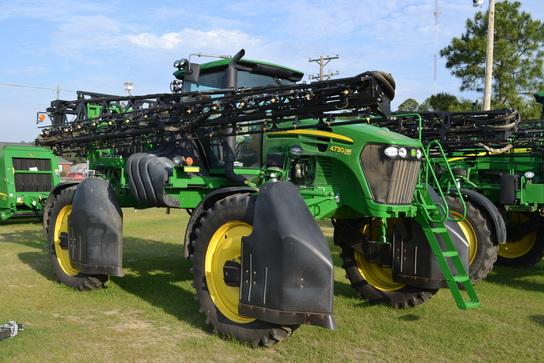 2012 John Deere 4730