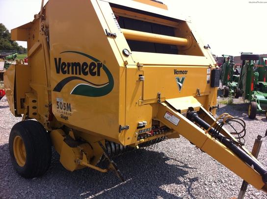 2010 Vermeer 505 Mcl Round Balers John Deere Machinefinder