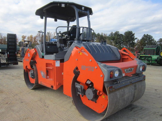 Detail photo of 2011 Hamm HD110VV from Construction Equipment Guide