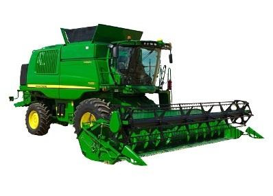 John Deere T670 HillMaster