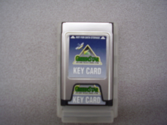 2009 John Deere Key Card