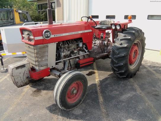 Massey 175 Diesel : Massey ferguson tractors utility hp john
