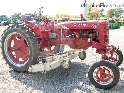 1952 International Harvester SUPER C