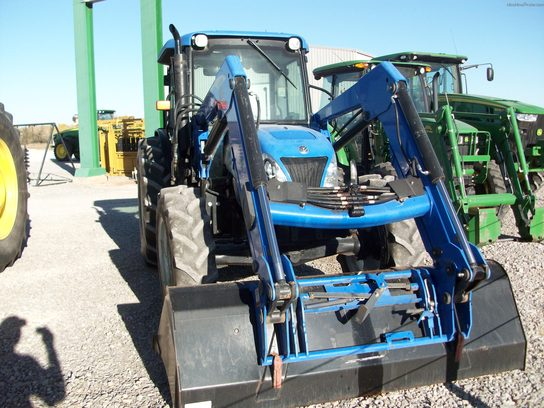 2008 New Holland T4050