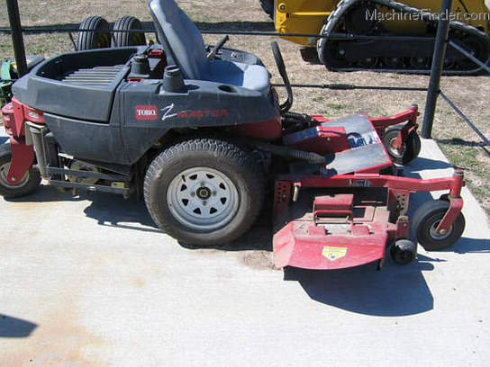 "2000 Toro 320 60"" FRONT DECK MOWER"