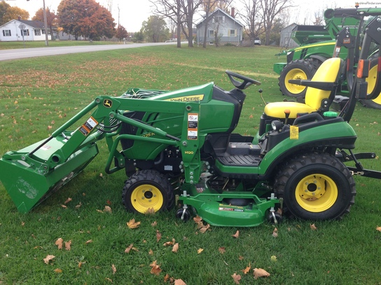2013 John Deere 1025r Tractors Compact 1 40hp Manual Guide