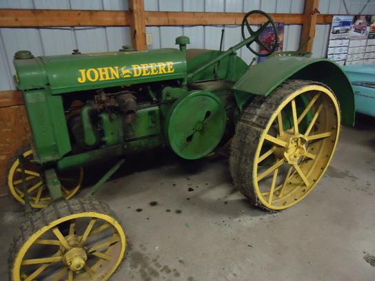 John Deere Gp Fenders : John deere gp utility tractors