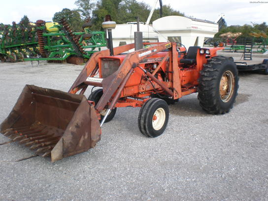 Allis Chalmers 175 : Allis chalmers tractors utility hp