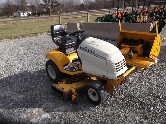 2002 Cub Cadet 3235 Lawn Amp Garden And Commercial Mowing