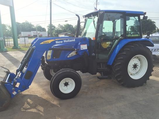 2007 New Holland TL80A