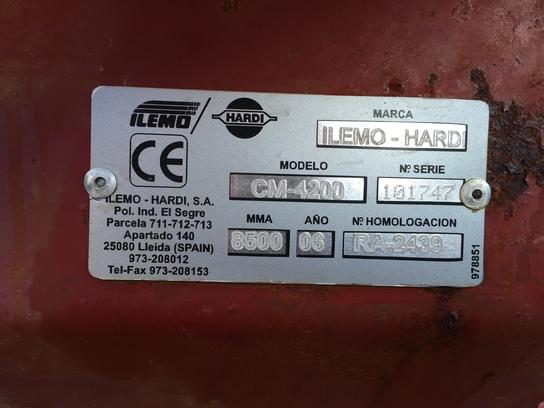 Hardi CM-4200
