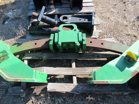 Used Tractor Draw Bars : John deere wide swing drawbar miscellaneous tractor