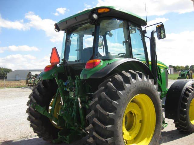 John Deere 6140d Specs : John deere d utility tractors for sale