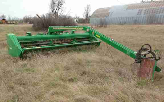 Gooseneck Implement - New Holland 2011 H7150 938237