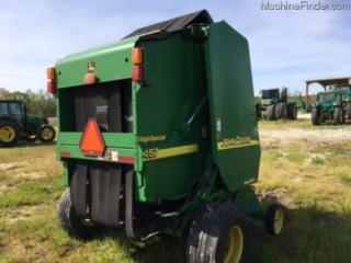 Lindsay Honda Service >> 2003 John Deere 457 Silage Special - Round Balers - Wallace, NC