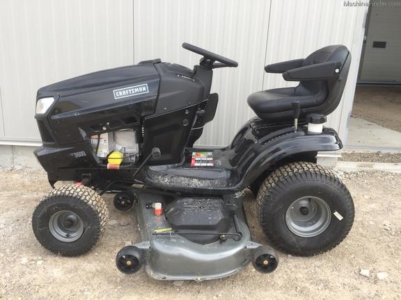 2015 Craftsman T3600 Lawn Amp Garden Tractors John Deere