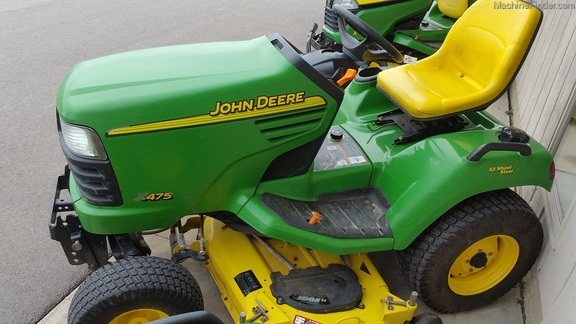 John Deere X475