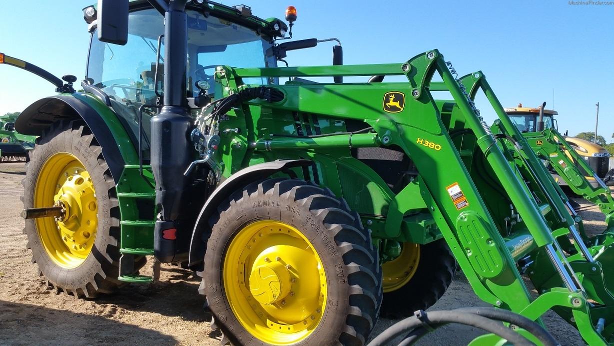 John Deere 6195r Row Crop Tractors For Sale 74908 Wiring Harness Honda Couplers