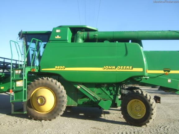 John Deere 9650W