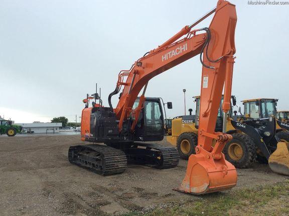 Hitachi 245 Excavator Specs