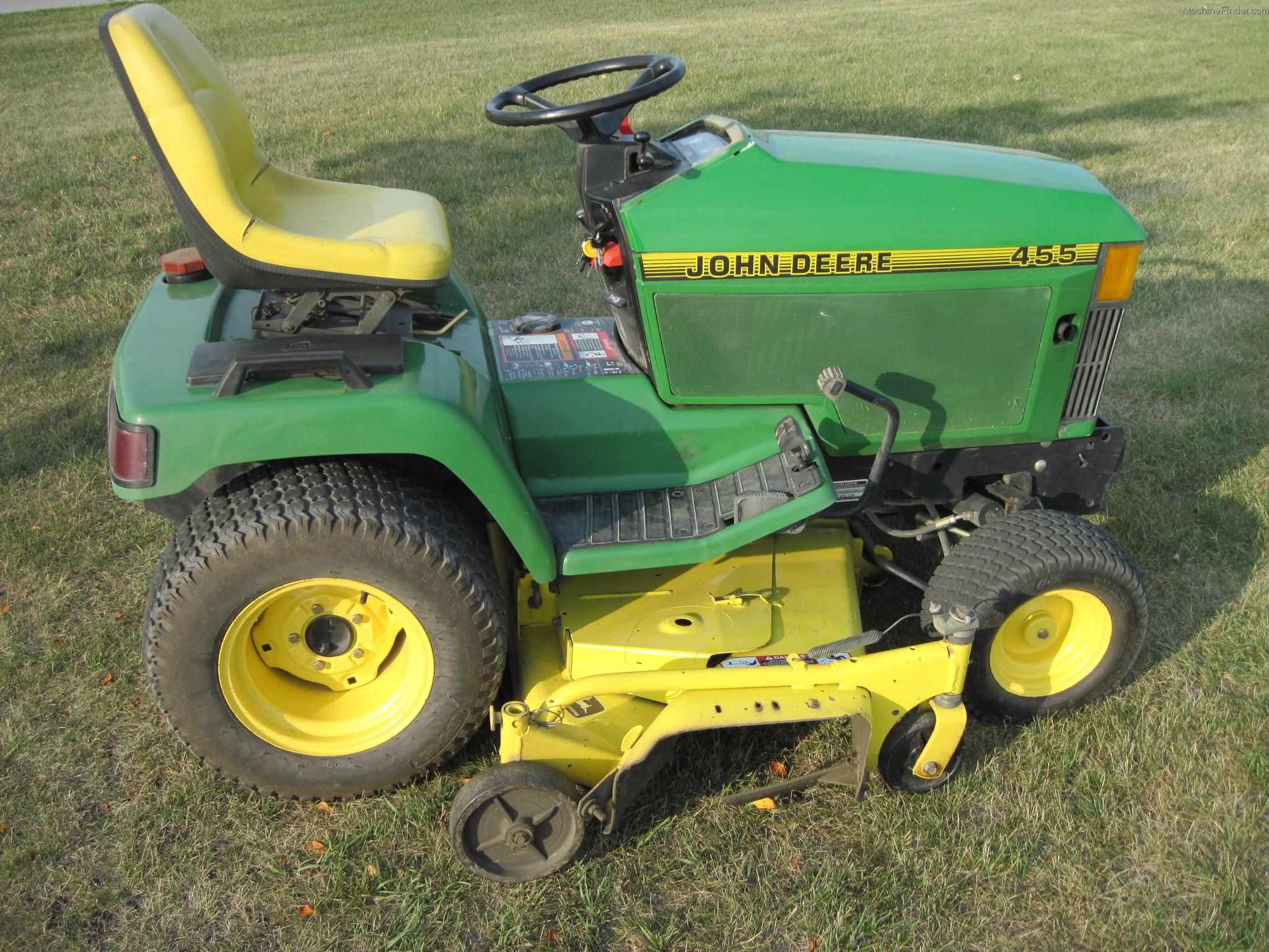 John Deere 455 Mower Parts : Tweet