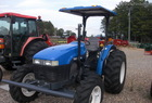 2001 New Holland TN55