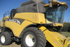 2010 New Holland CX8070