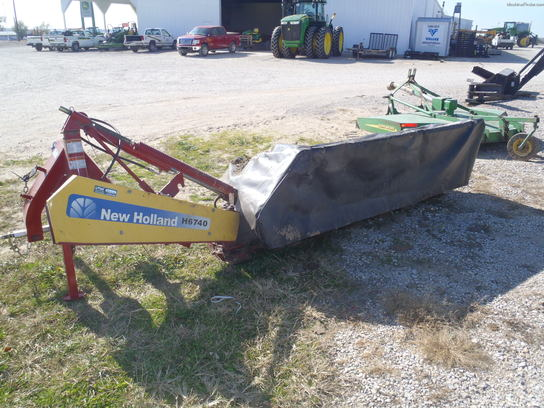 2011 New Holland YBN079941