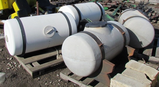 John Deere Liquid Fertilizer Tanks Planting Amp Seeding