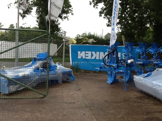 Lemken DEMO's AVAILABLE 2021