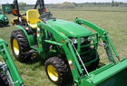 2011 John Deere 2520 200cx loader