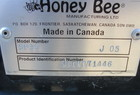 2005 Honey Bee SP36