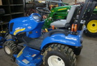 2009 New Holland BOOMER 1025