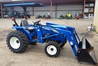 2010 New Holland T1510