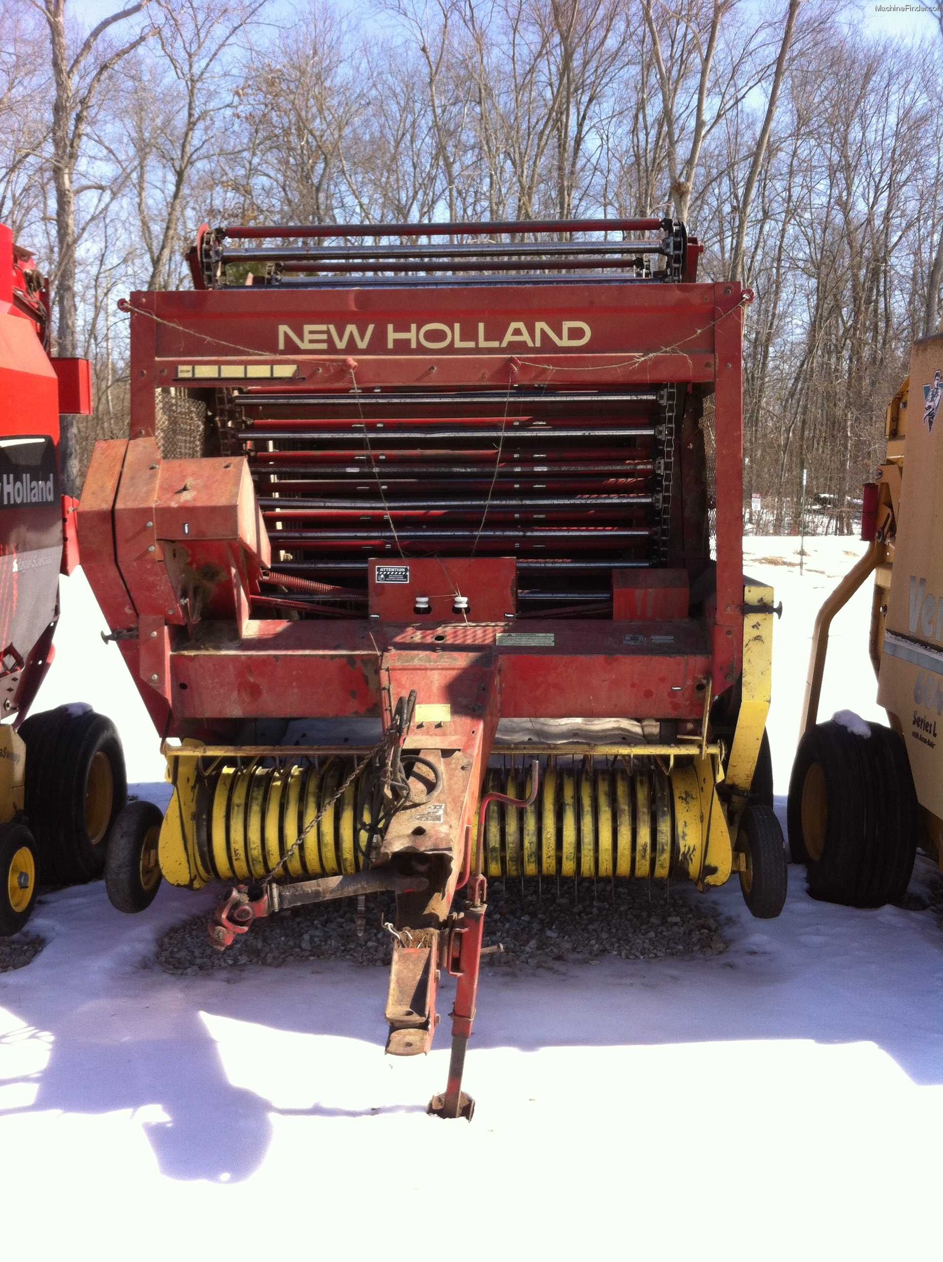John Deere 851 Hay Rake : New holland hay equipment round balers john deere