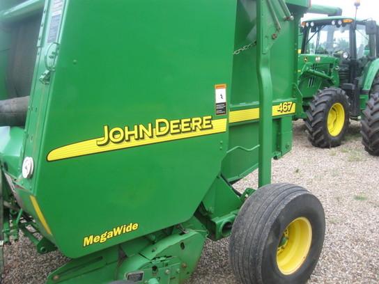John Deere 467