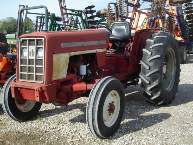 International Harvester 464 Tractor Parts : Tweet