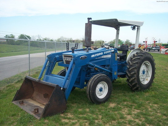 4600 Ford Tractor Hydraulic System : Ford loader parts