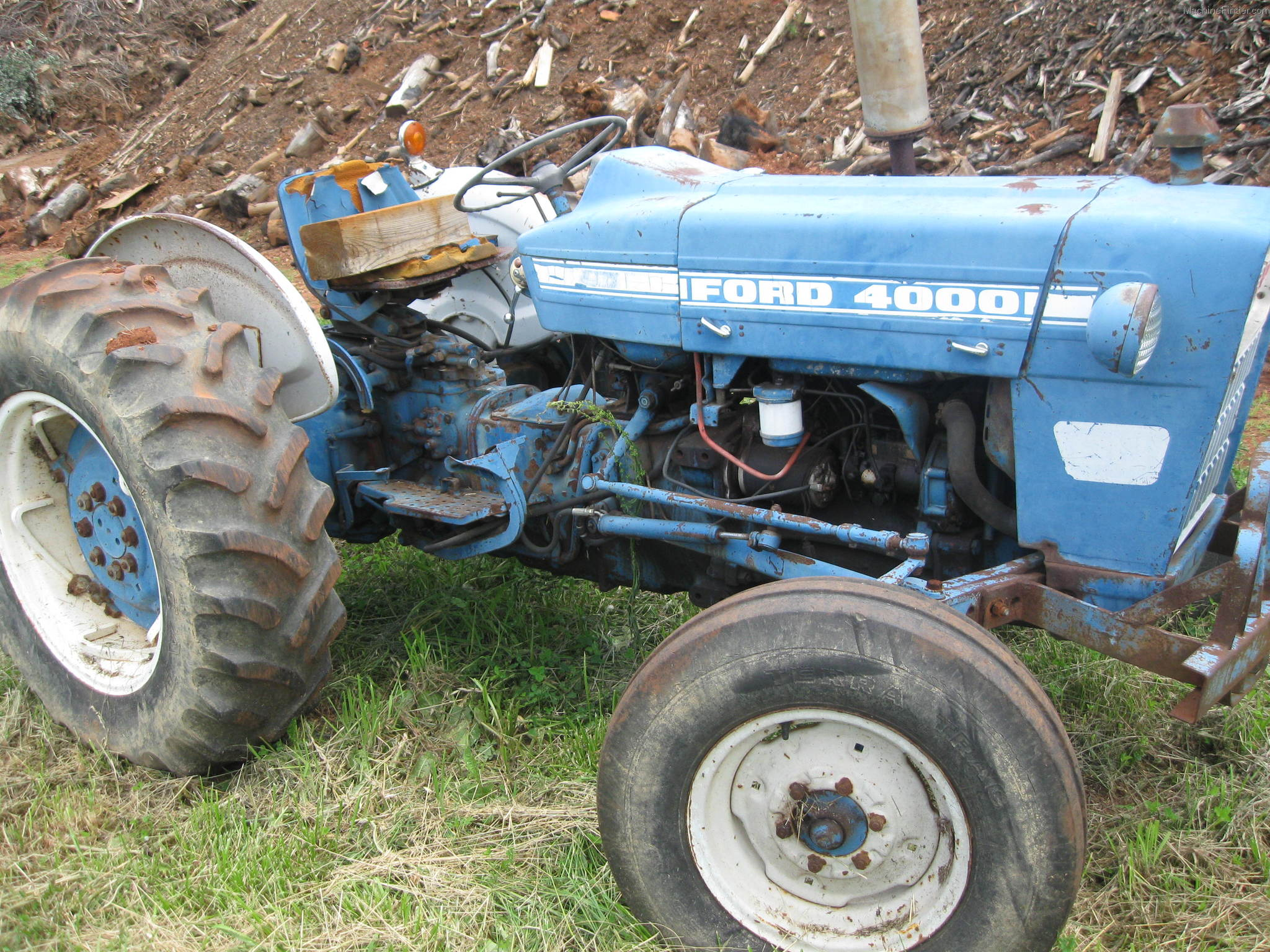 Ford Tractor Identification : Ford tractors serial numbers