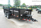 Other HOMESTEADER 14ft DUMP TRAILER