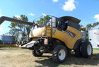 2004 New Holland CR970